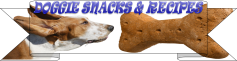 recipes SNACKS tab