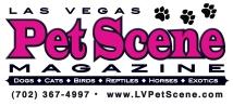 LV Pet Scene Magazine Logo