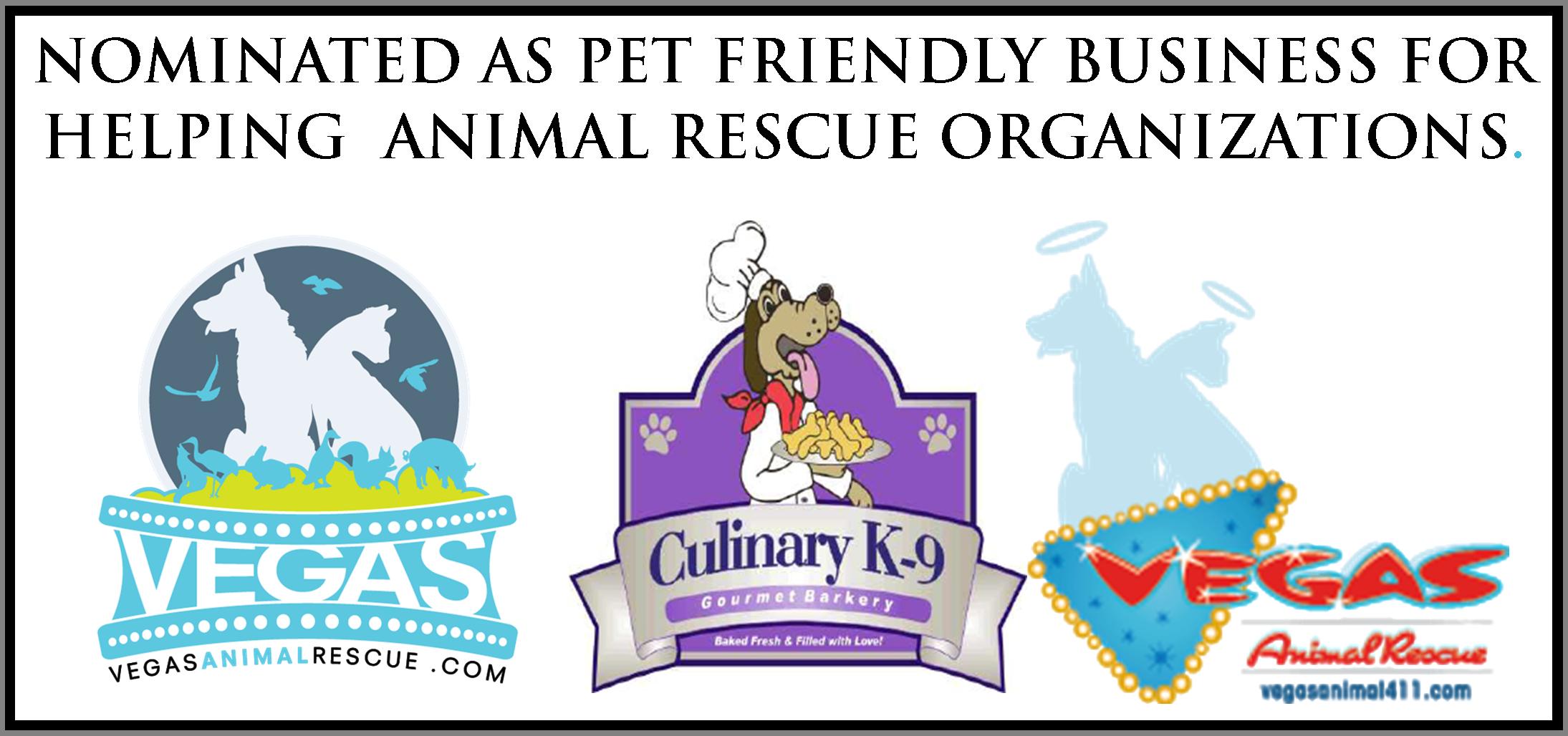 Pet Friendly Businesses Vegas Animal Rescue