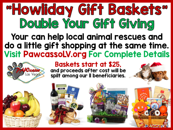 Howliday Gift Baskets pawcasso
