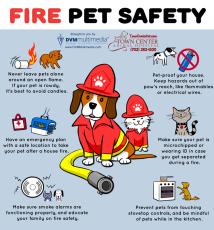 TCAH DVM - Fire Pet Safety